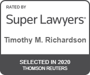 Timothy Super Lawyers 2020