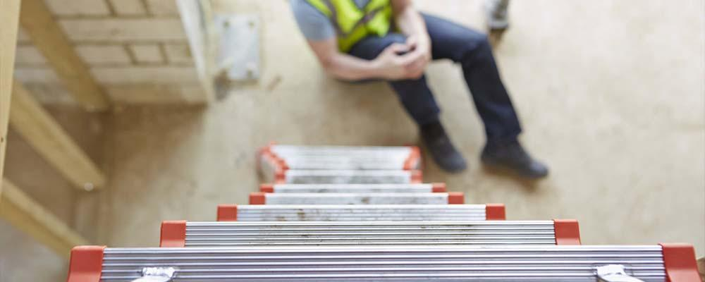 chicago ladder fall accident attorney