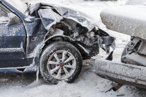 Chicago winter car accident lawyer